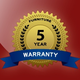 Guardian 5yr Furniture Warranty - Covers Entire Purchase