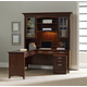 Hooker Furniture Latitude 4-Piece Desk Set 5167