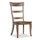 Hooker Furniture Sorella Ladderback Side Chair (Set of 2) 5107-75310   SALE Ends May 13