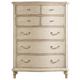 Stanley Furniture European Cottage Portfolio Chest in Vintage White 007-23-13