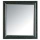 Stanley Furniture European Cottage Portfolio Landscape Mirror in Chalkboard 007-83-30