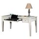 Parker House Boca Writing Desk in Cottage White BOC#485 CODE:UNIV20 for 20% off