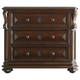 Stanley Furniture Continental Media Chest in Barrel 128-13-04