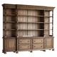 Stanley Furniture La Palma Portfolio Media Wall Center in Sorrel 323-15-31 CLOSEOUT