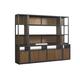 Stanley Furniture Montreaux Portfolio Wall Media Center in Walnut 319-15-31 CLOSEOUT