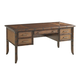 Sligh Bal Halbour Paradise Isle  Desk in Tobacco Brown Finish 293SA-410