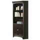 Coaster Garson Home Office Bookcase in Rich Cappuccino Finish 801015