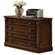 Coaster Webb Home Office File Cabinet in Walnut Finish 801154