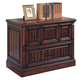 Parker House Barcelona Two Drawer Lateral File in Vintage Walnut BAR#475