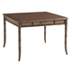 Sligh Bal Halbour Marco Island Game Table in Tobacco Brown Finish 293SA-300