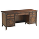 Sligh Bal Halbour Isle of Palms Credenza in Tobacco Brown Finish 293SA-430