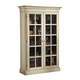 Hillsdale Wilshire Large Library Cabinet in Antique Pine 4508-899