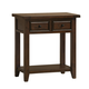 Hillsdale Tuscan Retreat™ Two Drawer Hall Table in Park Avenue 4793-896W