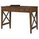 Liberty Hearthstone Writing Desk in Rustic Oak 382-HO111