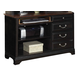 Liberty St. Ives Computer Credenza in Chocolate Cherry 260-HO121