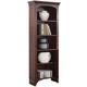 Liberty Keystone Jr Executive Bookcase (RTA) in Ginger Glaze 296-HO201