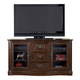 Liberty Andalusia Entertainment TV Stand in Vintage Cherry 259-TV62 EST SHIP TIME IS 4 WEEKS