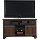 Liberty Aspen Skies Entertainment TV Console in Rust Brown 316-TV60 EST SHIP TIME IS 4 WEEKS