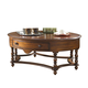 Fine Furniture Summer Home Oval Cocktail Table in Lodge 1050-932