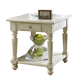 Fine Furniture Summer Home Accent Table in Shell 1051-960