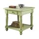 Fine Furniture Summer Home Accent Table in Sea Grass 1052-960