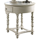Fine Furniture Summer Home End Table in Shell 1051-964