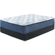 Mt Dana Plush King Mattress and Foundation