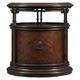 Stanley Furniture Costa Del Sol Volute Capstan Table in Cordova 971-15-13