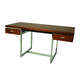 Pastel Furniture Dupont Office Desk in Walnut DT-517-CH-WA