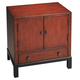 Butler Specialty Accent Cabinet in Distressed Red 7008183