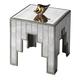 Butler Specialty Butler Loft Modern Side Table in Mirror 1252146