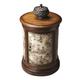 Butler Specialty Connoisseur's Drum Table in Dark Pecan 1127090