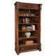Hekman Havana Bookcase in Antique 8-1223