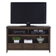 Liberty Furniture Dockside Entertainment TV Console in Tobacco 169-TV55
