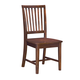 John Thomas Furniture Home Accents Mission Chair in Espresso C581-265