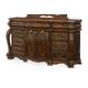 AICO Oppulente Dresser in Sienna Spice 67050-52