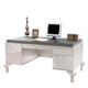AICO Hollywood Swank Desk in Caviar 03207-85