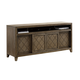 Tommy Bahama Home Cypress Point Fairbanks Media Console in Hatteras Gray 01-0561-907