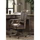 Aspenhome Arcadia Office Chair w/ /Arm in Truffle I92-366A