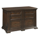 Aspenhome Grand Classic Combo File in Tobacco I91-378