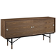 Modway Envoy Flat Screen TV Stand in Walnut EEI-2238-WAL-WAL