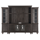 Magnussen Calistoga Entertainment Wall in Weathered Charcoal