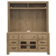 Magnussen Griffith Entertainment Wall in Weathered Toffee E4208-05