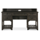 Magnussen Bellamy Desk Base in Peppercorn H2491-05B