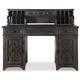 Magnussen Bellamy Counter Height Desk in Peppercorn H2491-06