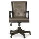 Magnussen Bellamy Fully Upholstered Swivel Chair in Peppercorn H2491-83