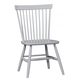 Vaughan-Bassett Bonanza Desk Chair in Gray BB26-007