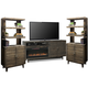Legends Furniture Avondale 3pc Entertainment Wall with 84