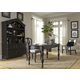 Liberty Chesapeake 2pc Office Funiture Set in Wire Brushed Antique Black EST SHIP TIME IS 4 WEEKS