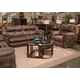 Catnapper Ferrington 2-Piece Power Headrest Lay Flat Reclining Living Room Set in Dusk CODE:UNIV20 for 20% Off